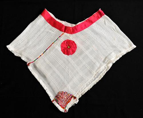 Mexico Cape Puebla Quechquemitl Cuetzalan Textiles
