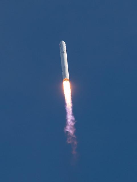 Northrop Grumman Antares CRS-13 Launch (NHQ202002150005)