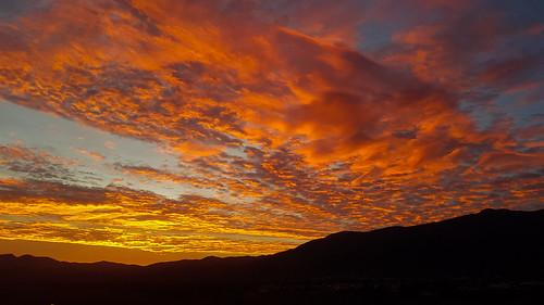 sunset coucherdesoleil psp céret pyrénéesorientales france