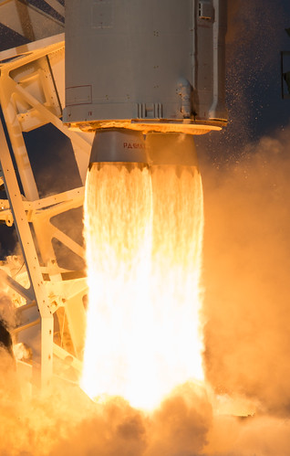 Northrop Grumman Antares CRS-13 Launch (NHQ202002150010)