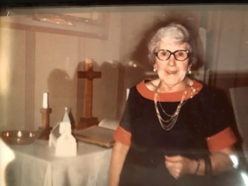 photo of grandma