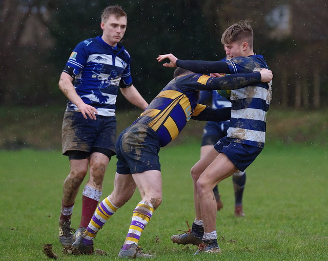 Lewes Men's Seconds vs Uckfield - 15 February 2020