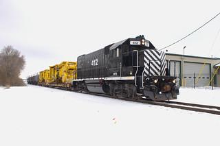 GMTX 412 North at Peoria, IL