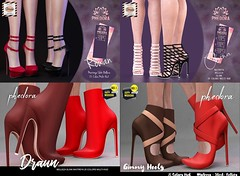 Phedora. for The Saturday Sale Official - SL & 60L$ Happy Weekend sale Feb 16-17 ♥