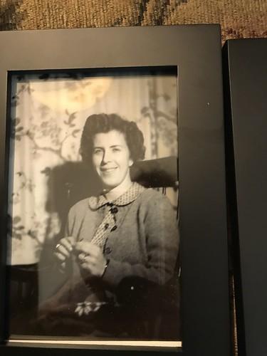 Mom circa 1962
