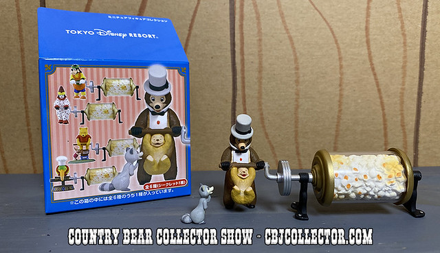 2020 Tokyo Disneyland Henry Popcorn Figure - CBCS #241