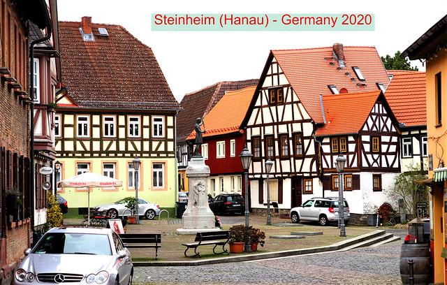 Old City Steinheim (Hanau) - near Frankfurt, Germany