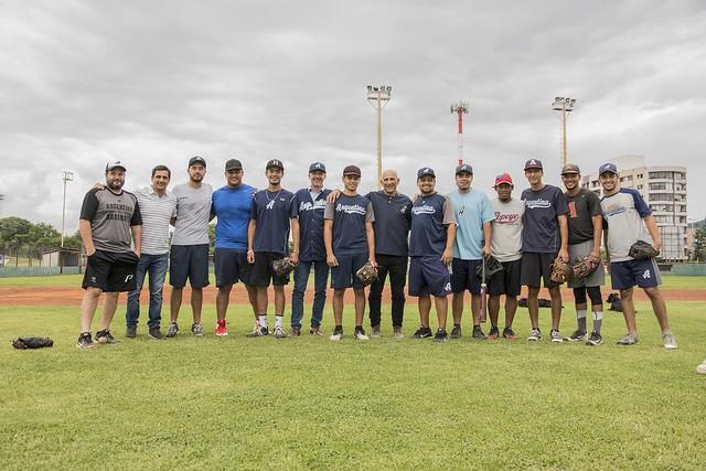 Béisbol: Diez salteños competirán en el Premundial del Honduras