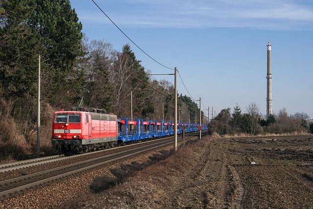181 213 Schlünß Eisenbahn Logistik | Magdeburg-Sudenburg | Februar 2020