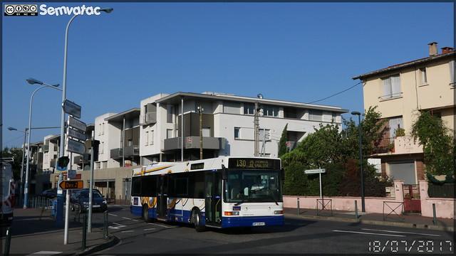 Heuliez Bus GX 317 – CAP Pays Cathare (Transdev) n°73010 / Tisséo n°7301