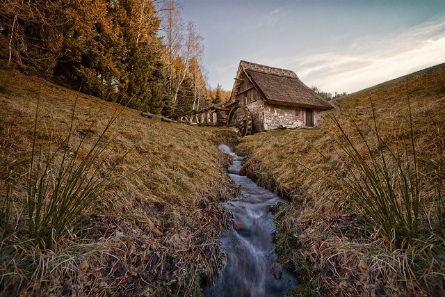 Mooswaldmühle