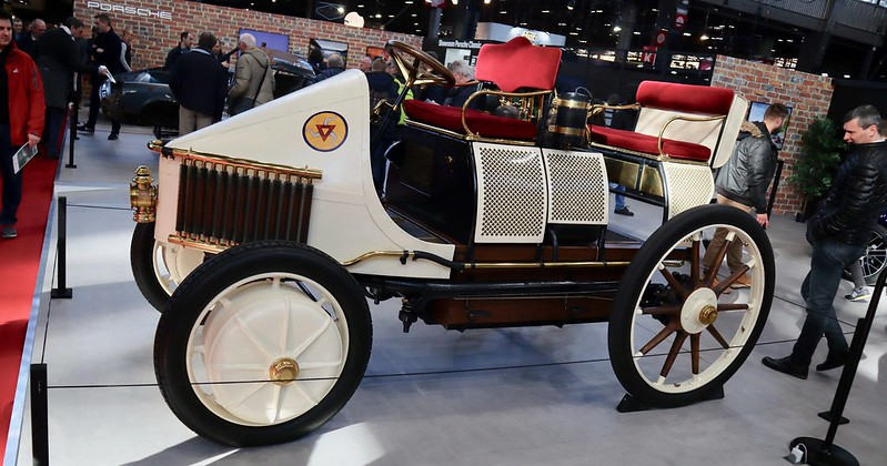 Löhner-Porsche Simper-Vivus électrique 1899/1900  49540634376_f1af171884_c