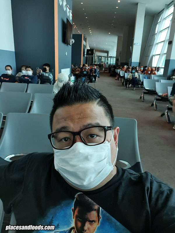 klia2 airport mask
