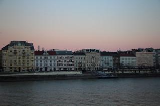 La riva del Danubio