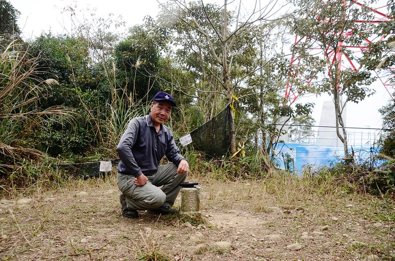 松樹江(三角山)山頂 (2)