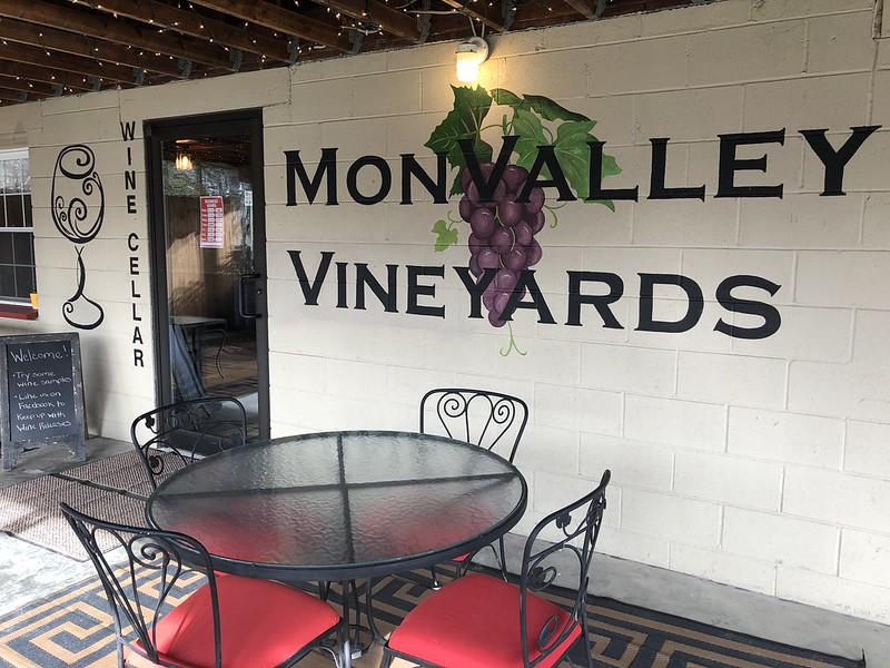 Monvalley vineyards