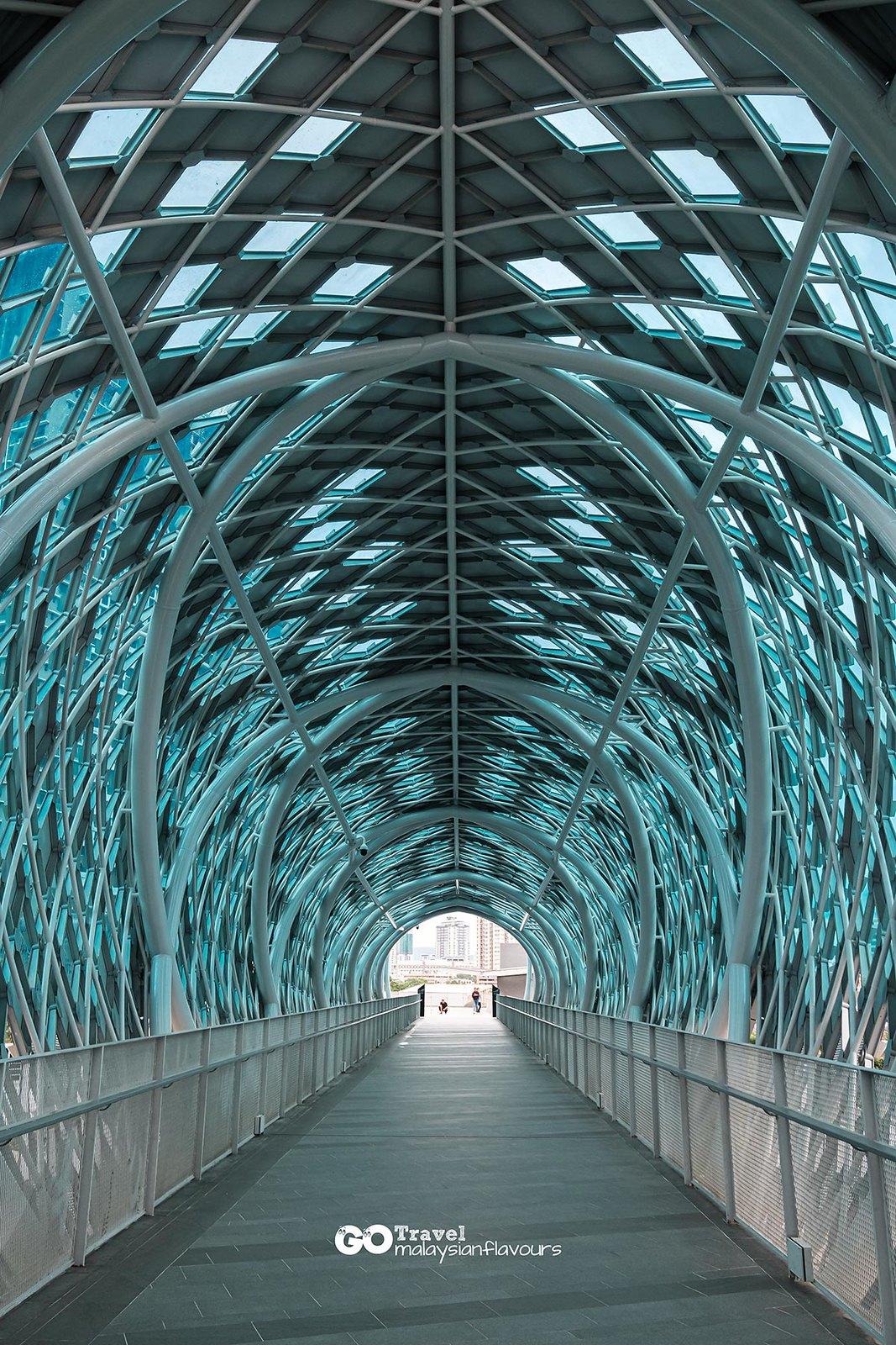 Saloma Link Bridge KL