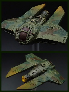 "M3A Interceptor ""Sunny Bounder"" - Repaint by 1N51"