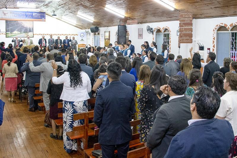 """""""Prediquemos el evangelio"""" Culto día Miércoles en Iglesia de Talca Sur por 111ª Conferencia IMPCH"""