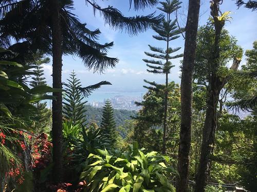 georgetown penanghill flagstaffhill funicular bukitbendera