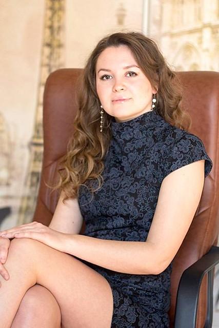 Russian baby Faina, age 29