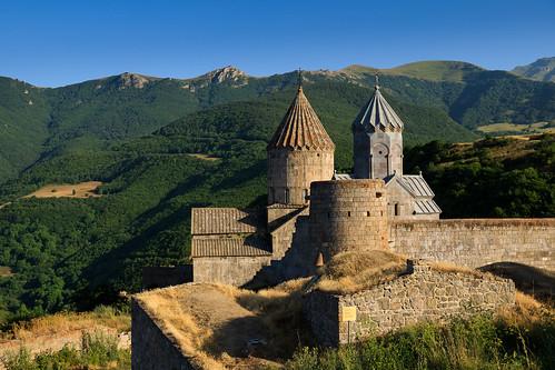 halidzor syunik armenia tatev monastery historic mountains caucasus christian christianity religion heritage
