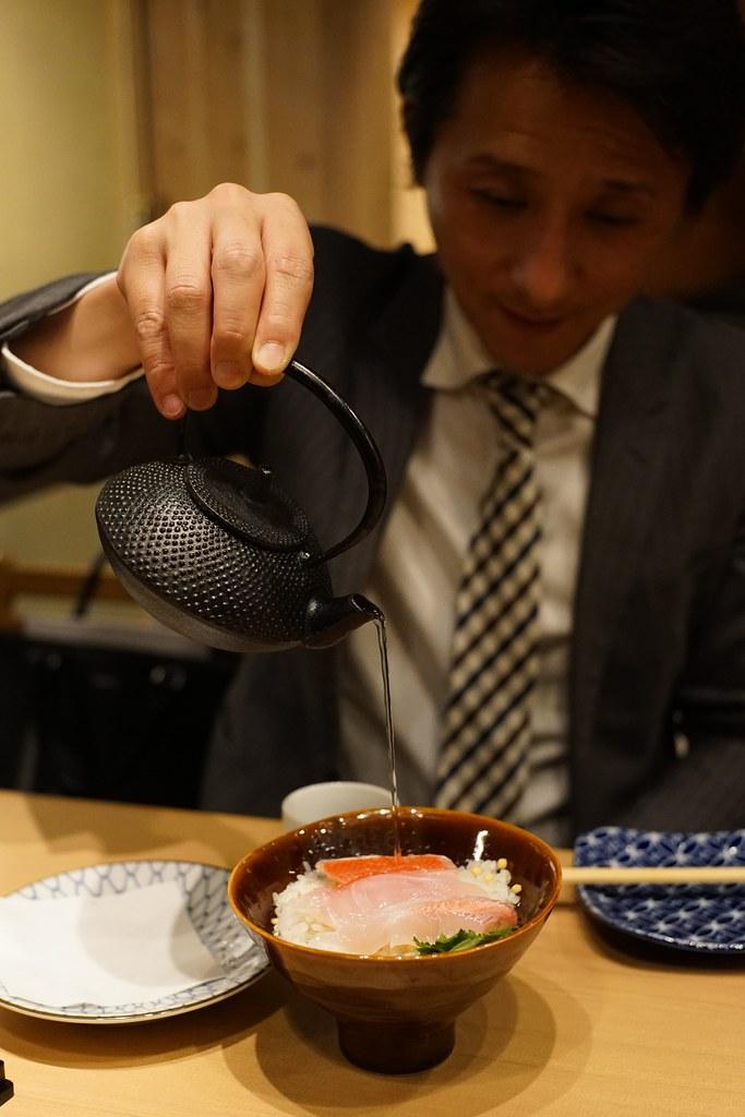 お魚総本家_金目鯛出汁しゃぶ茶漬け2