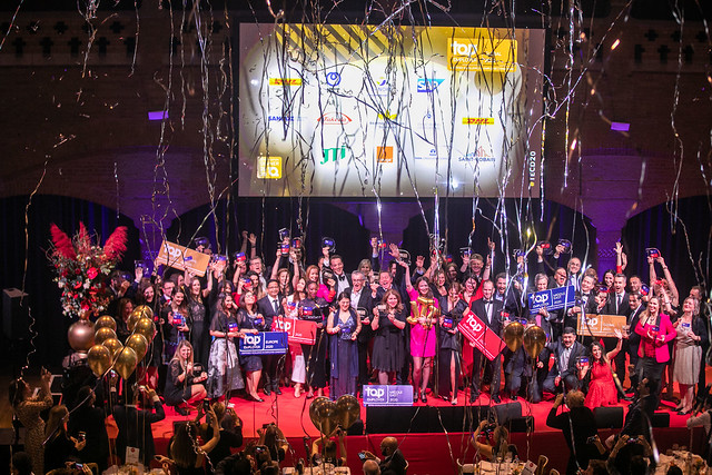 Top Employers Global Certification Dinner 2020