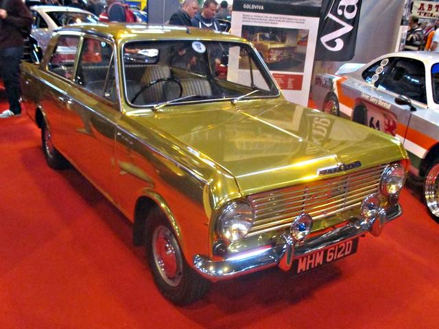572 Vauxhall Viva DL (HA) (1966) -  ex King Midas