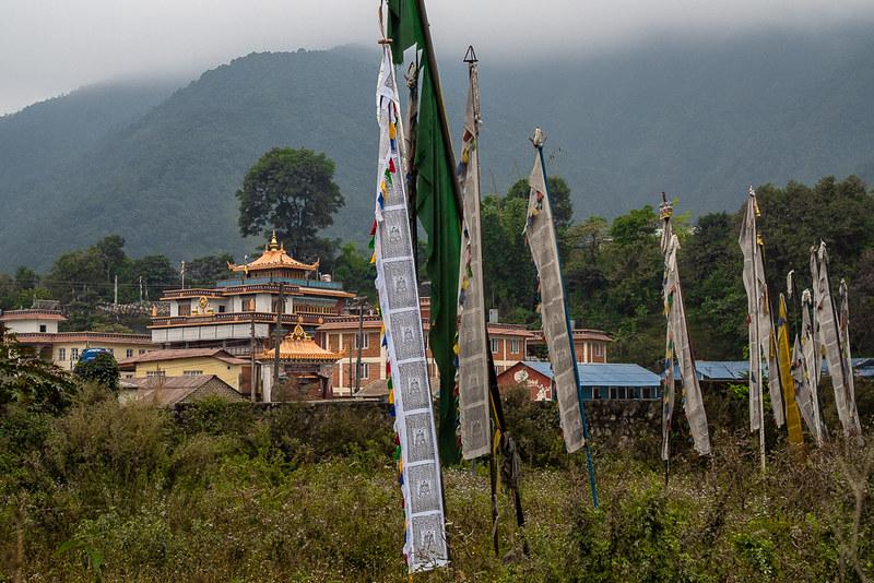 Tiibetiläisten pakolaisleirit