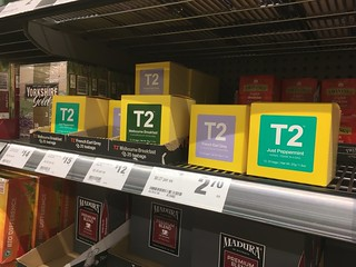 T2 at Woolies?! (But Why Pay That Much For The Ordinary Flavours?) | by Miss Shari