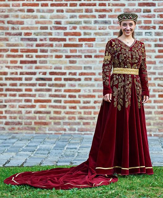 Landshuter Hochzeit 2017 - Braut 2