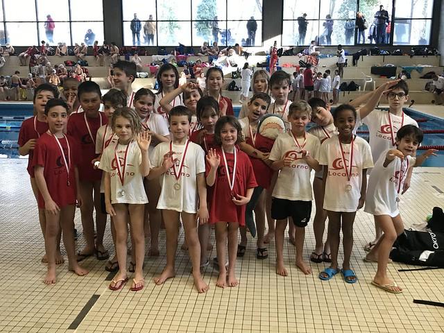 Nuoto: Kids 2 Trevano 16.2.2020