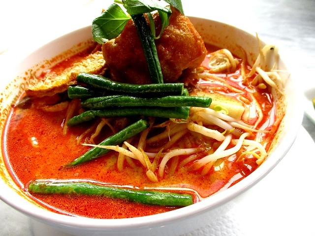 PappaRich curry mee 2