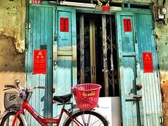 Blue :blue_heart: & red :heart:️#bangkok #urbanhike