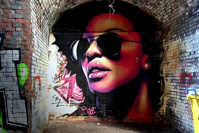Street Art/Mural, Birmingham