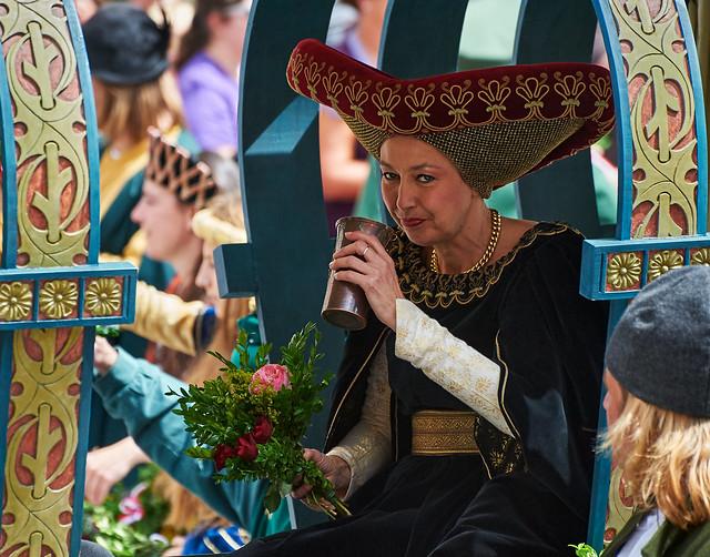 Landshuter Hochzeit - Amalia von Sachsen 2