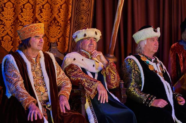Landshuter Hochzeit - Kaiser und Herzöge