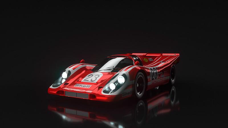 Porsche Hall of Legends VR Experience
