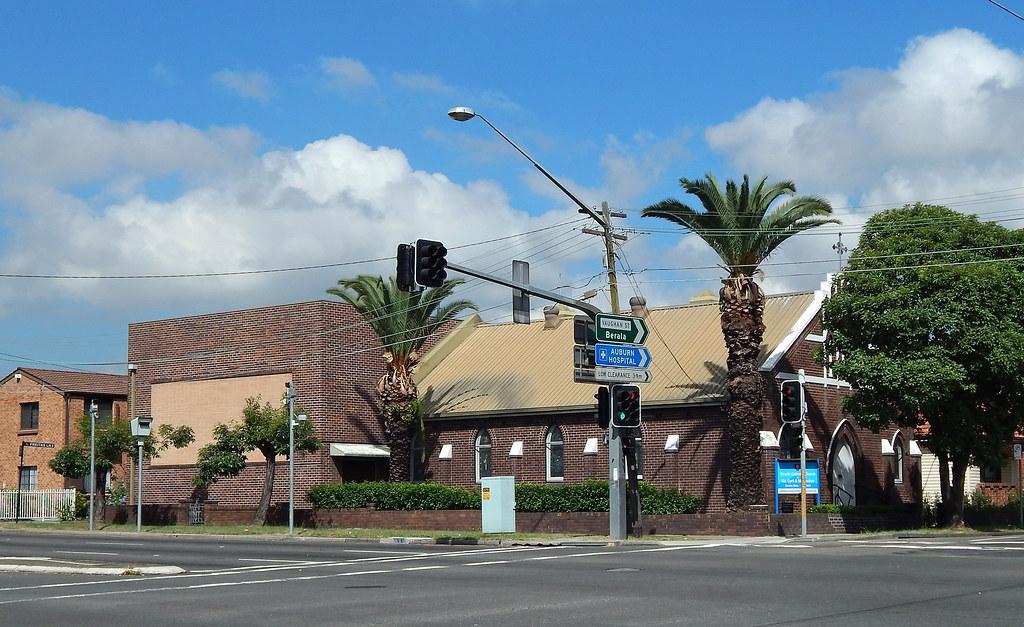Slovak Catholic Church, Lidcombe, Sydney, NSW.