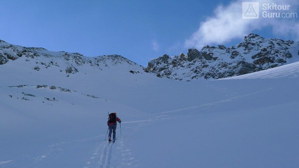Piz Calderas Albula Alpen Schweiz foto 03