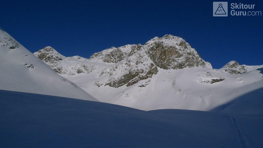 Piz Calderas Albula Alpen Schweiz foto 02