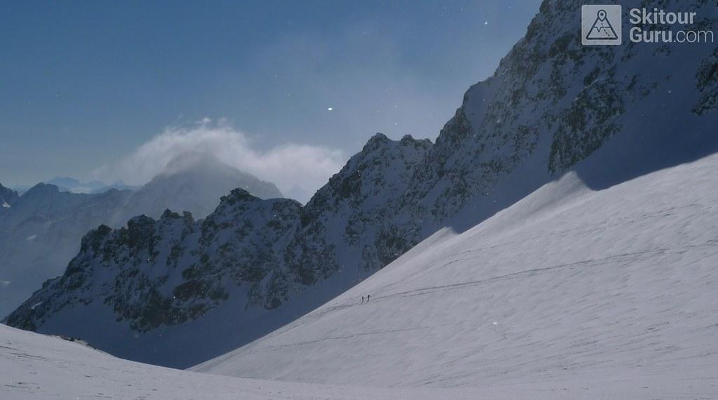 Piz Calderas Albula Alpen Schweiz foto 10