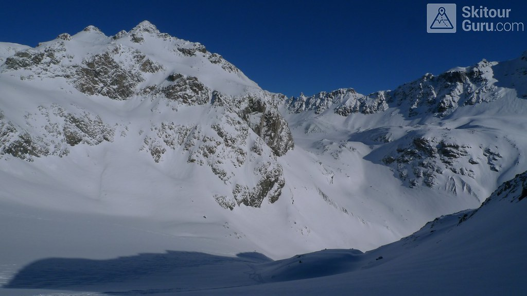 Piz Calderas Albula Alpen Schweiz foto 06