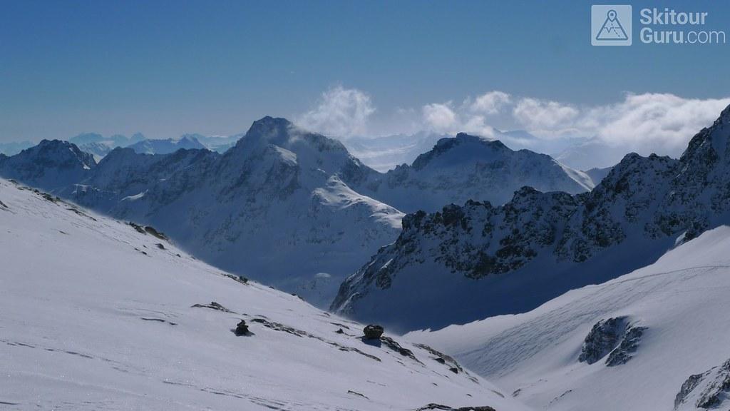 Piz Calderas Albula Alpen Schweiz foto 13