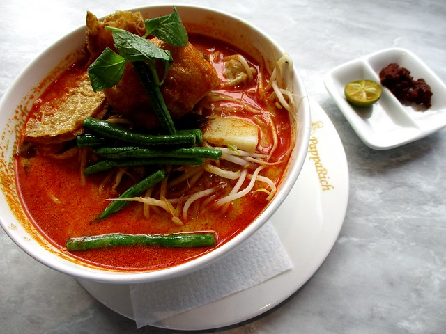 PappaRich curry mee 1