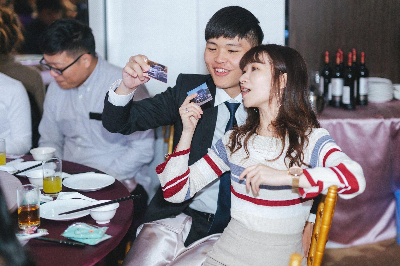 【婚攝】John & Claire / 彭園婚宴會館 - 新板館