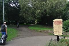 King George V city park, Edinburgh 8/2019