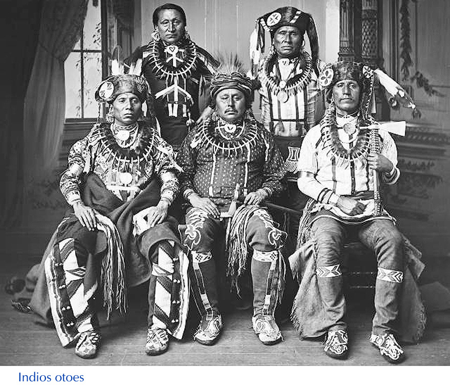 Indios otoes