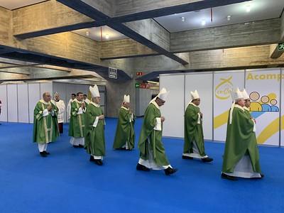 Eucaristía de Clausura